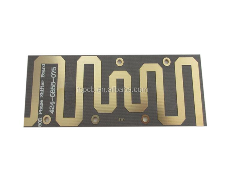 OEM Pcb serviço de montagem do pwb de alta freqüência para o Setor Automotivo termostato sensor de temperatura