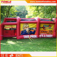 best sale Inflatable shooting range/ inflatable paintball shooting game