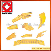 Earth moving spare parts groud engaging tools