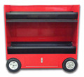Kindleplate Rolling Portable Racing Toolbox Cart Tool box by manufacture with 33 years in metal fabrication