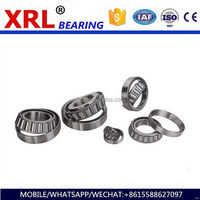 Low price hot sale inch tapered roller bearing size chart 33028