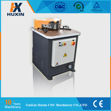Metal Corner Notching Machine , Hydraulic Adjustable Angle Cutter