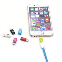 MFI certified micro usb cable adapter for apple products
