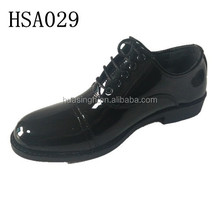 SY,Oxford Italian style hi-gloss leather USA popular office men's dress shoes in black