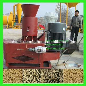 hops/straw pelletizing machine/pellet making machine for fuel and fodder