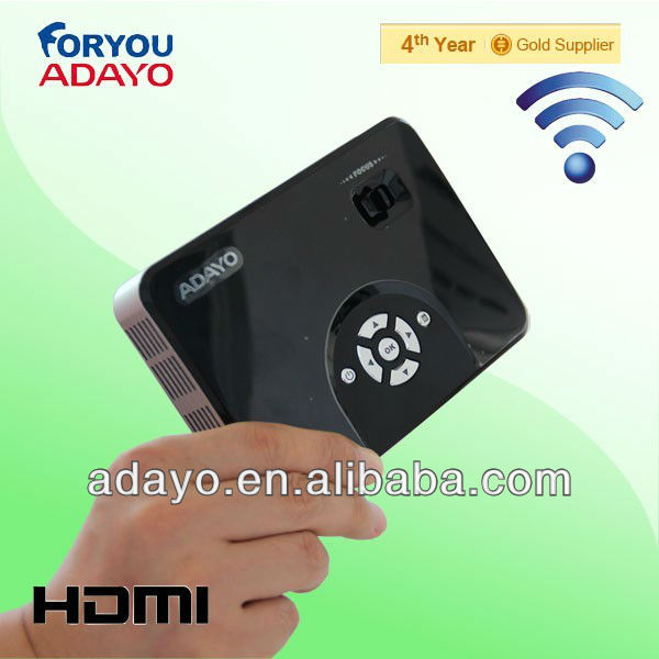 Pocket dlp android projector with wifi for samsung s4