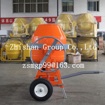 CMH280(CMH50-CMH800) Direct Factory Price Portable Electric Gasoline Diesel Cement Mixer