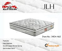 Eurotop Bonnel Spring Bed OEM Mattress/ 34EA-H62/Lomanlisa