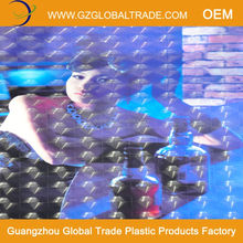 3D holographic film,3D holographic film for car wrapping,color 3D holographic film for packing