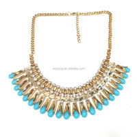 ZYN071929 Fashion Accessories Jewelry Statement Collar
