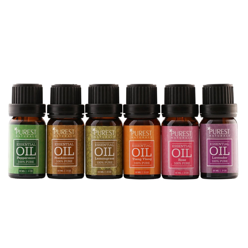 Alibaba.com hot sell OEM/ODM supplied 10 ml Best aromatherapy essential oils set can private label glass bottle for massage