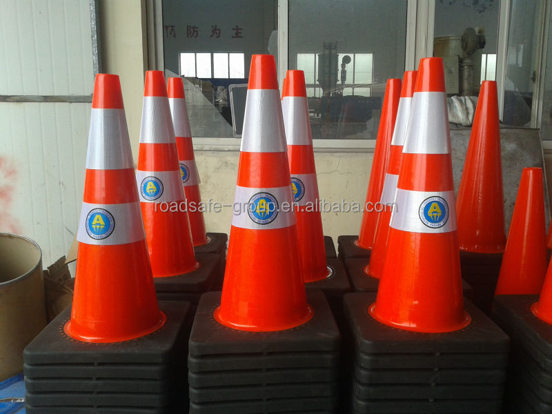 Manufacture flexible delineator post/ highway spring post/ traffic warning sign post