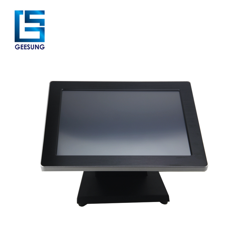 13.3'' wide scareen pos touch screen retail windows pos system