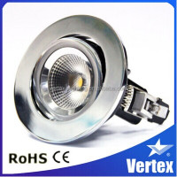 Flexible CRI97 Tilt housing LED furniture light