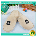 Coral Velvet Hotel Slippers / Wholesale Warm Fabric Indoor Slippers / Colorful and Fashionable Velvet Household Slippers