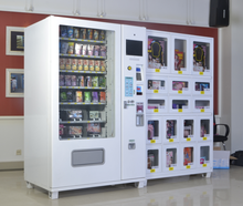 Factory directly big storage OEM/ODM adult products vending machine