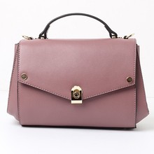 Products you can import from china women geniune leather shoulder bag Fashion Modeling handbag EMG3961