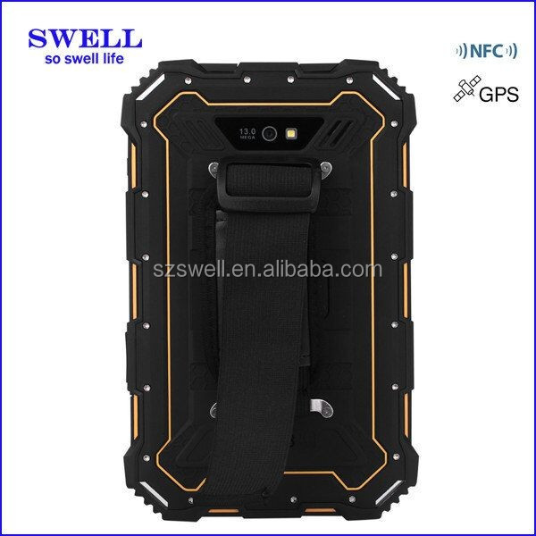 Hot selling Android 5.1 Rugged Tablet pc SWELL S933 with Waterproof shockproof