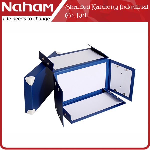 NAHAM custom foldable cardboard gift storage box for packing