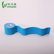 Wholesale medical sports orthopedic support products neurological use blue kinesiology tape