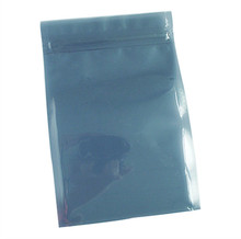8*12cm Anti-Static Shielding Bags ESD Anti Static Package Bag Zip Lock Ziplock Waterproof Self Seal Antistatic Packing Bag