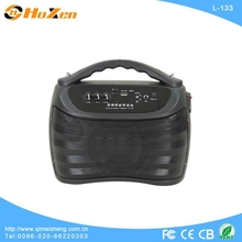 HOXEN 2 way active vibration membrane speaker