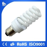 Hangzhou with CE and ROHS Approved ! T2 18W Full Spiral energy saving light bulb