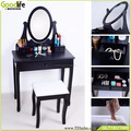 Goodlife hot selling bedroom furniture simple dressing table designs wholesale alibaba