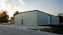 Clear Span Prefabricated Steel Structure Warehouse Buildings