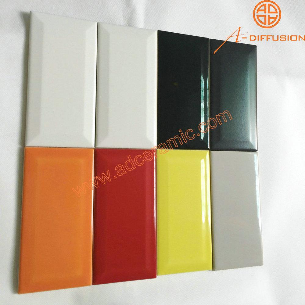 Standard ceramic wall tile sizes cm buy standard ceramic bathroom tiles size - Piastrelle rosse lucide ...
