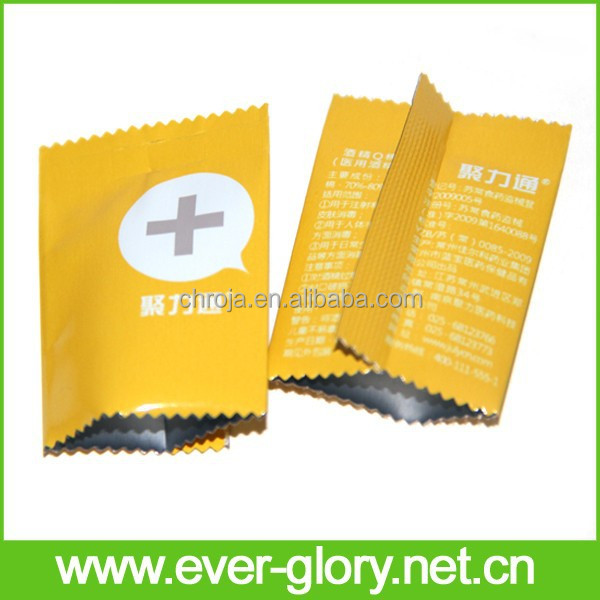 Customized Aluminum Foil Tea Packaging 100% biodegradable plastic bags