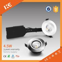 factory price 30 and 70 degree katalog lampu downlight led