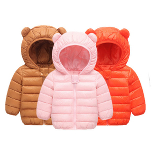 Winter Jacket Baby Children Kids Warm Down Coat
