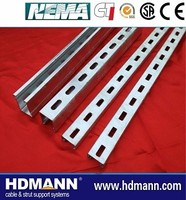 aluminum strut channel accessory clip clamp Factory in China