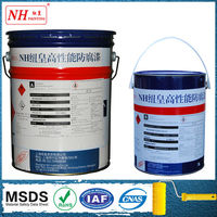 water based epoxy rich zinc dust primer for corrosion protection