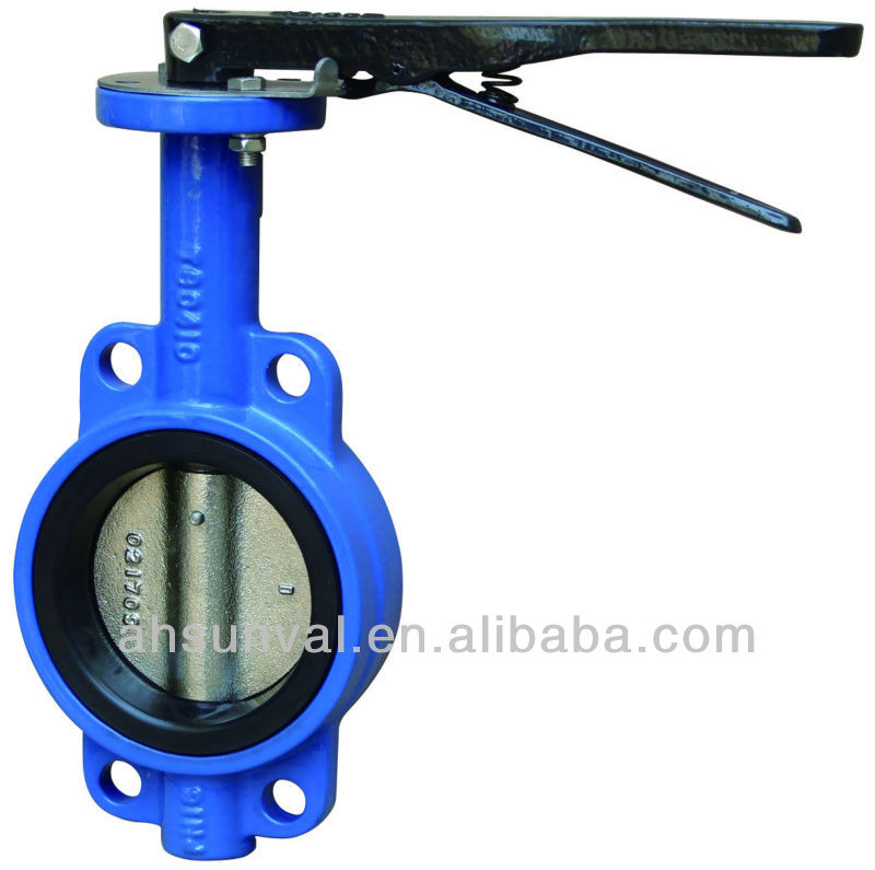 butterfly valves Wafer and Lug Type