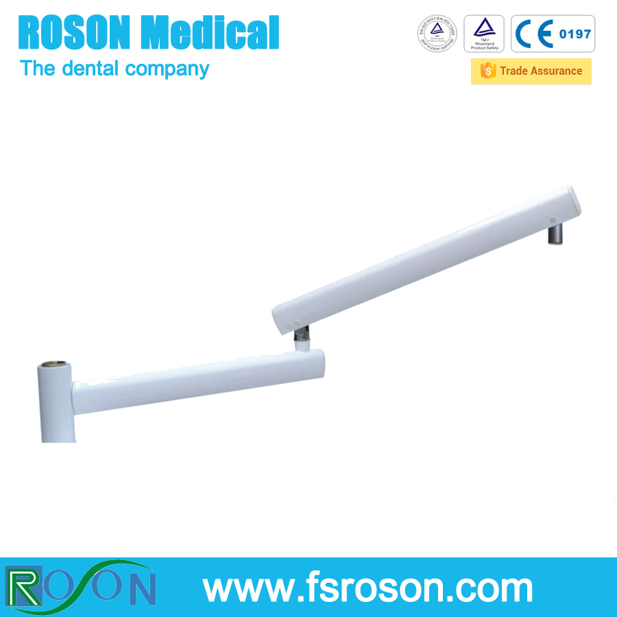 Foshan China manufacturer used dental chair spare parts dental chair equipment Light arm RV017