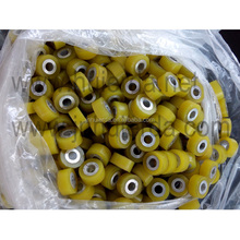 Factory Sale Directly Polyurethane Coated Roller Tiny PU Roller