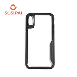 Shockproof TPU glass cell phone case for universal mobile phone