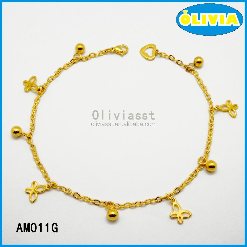Olivia Fashion Leg Chain Ankle Bracelet Indian Foot Jewelry Beach Bridal  Foot Jewelry