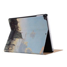 For Apple iPad air case Leather tablet case for iPad case book style OEM