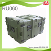 Tricases RU060 waterproof IP65 high impact 3U to 12U rack cases for computer server