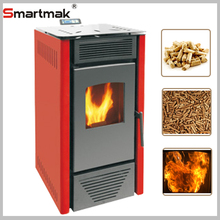 Cheap modern pellet stove with factory price