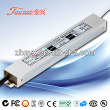 LED Panel Light parts 700Ma CE ROHS Constant Current 30Vdc Waterproof LED Driver JA-30700M
