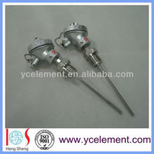 Pt-100 RTD thermocouple pt100 temperature sensor probe