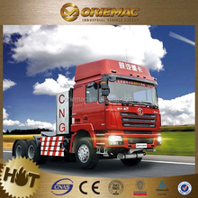 SHACMAN CNG&LNG Tractor Truck and tractor pulling truck and towing truck head 270HP-450HP