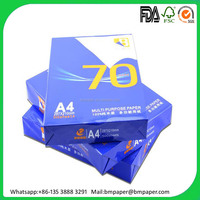 Factory Price 80gsm A4 Color Printing Copy Paper