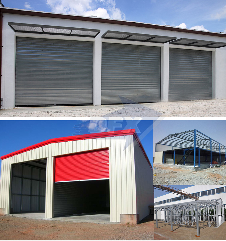 Automazione Cheap Prefab Steel Mobile Shipping Container Garage For Cars