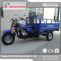 200cc three wheel cargo motorcycle tricycle , EEC motor tricycle