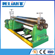 Good Quality Electric W11 3 Rolls Small Sheet Roller Bending Machine With High Performance